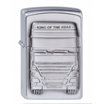 Zippo - King of the Road Emblem