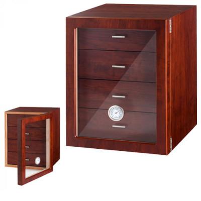Humidor Bookwill Kabinet Bruin 240x245x320mm