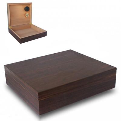 Humidor Bookwill Walnoot / 262x222x65mm