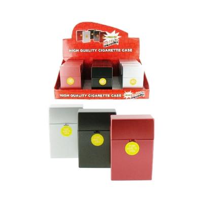 Belbox - Sig.box/huls - Plastic - 85mm - 20 Sig. - Metalic - Display (12-stuks)