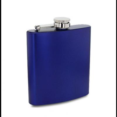 Bookwill - Drankflacon Medium 6oz Special Matt Blue