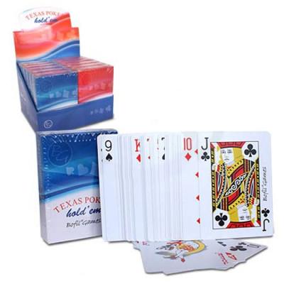Bofil Poker speelkaarten Texas Hold 'm
