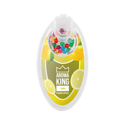 AromaKING - Flavour Capsule - Lemon (100 Capsule)
