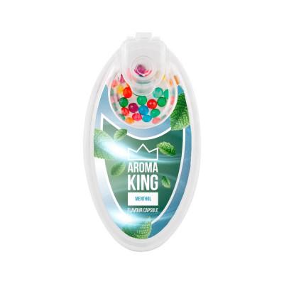 AromaKING - Flavour Capsule - Menthol (100 Capsule)