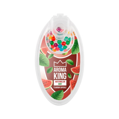 AromaKING - Flavour Capsule - Watermelon Mint (100 Capsule)